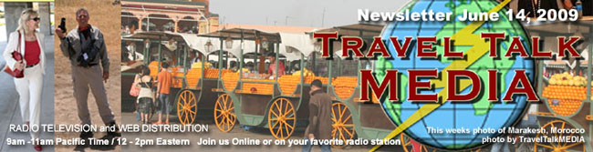 Travel Talk Media banner