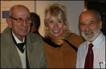 Sandy, Janos, and Louis D'Amore