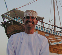 Dubai, Dhow and Sailor
