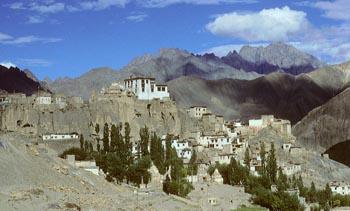 Lamayuru Monastery    Western Ladakh , India