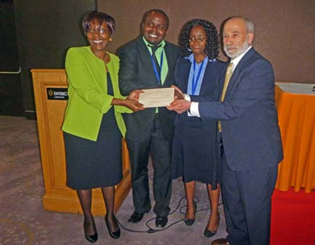 Winner of the 5th IIPT African Conference Essay Competition