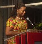 Hon. Cathering Namugala
