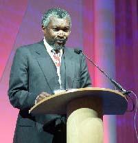 Dr. Patrick Kaligungwa