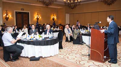 IIPT Breakfast, 2013 UNWTO Conference