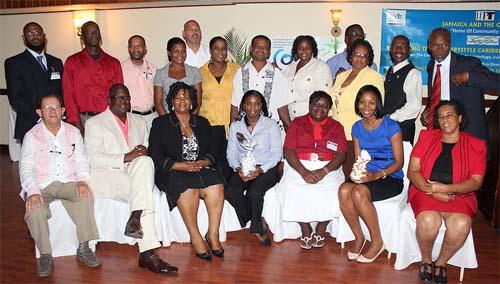 IIPT Jamaica Conference Delegates