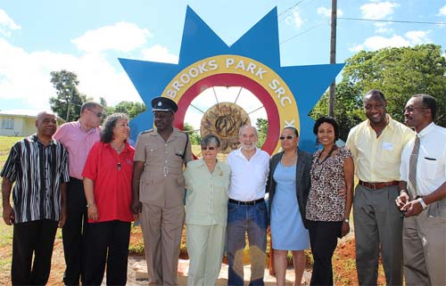IIPT Peace Park dedication - Jamaica