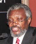 Dr. Patrick Kalifunwa
