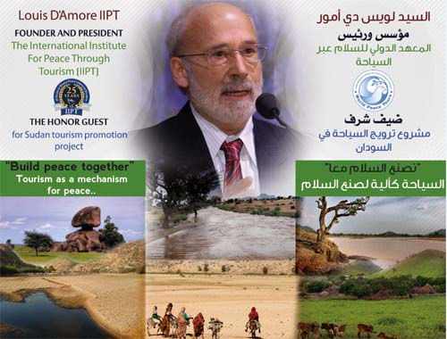 IIPT at Sudan Tourism Fair