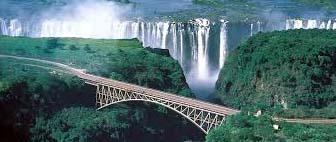 Victoria Falls Banner