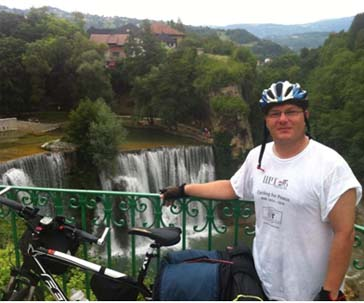 IIPT Croatia Cycle tour