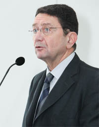 Taleb Rifai at IIPT WTM Event 2014