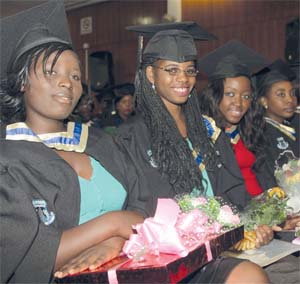 LIUBETM students graduation