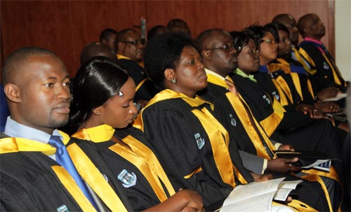 LIUTEBM students graduation