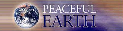 Peaceful Earth Banner