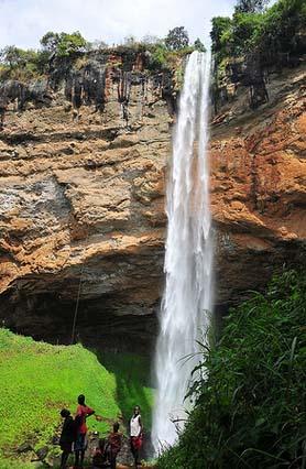 Sipi Falls - Uganda
