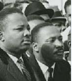 AD King and MLK