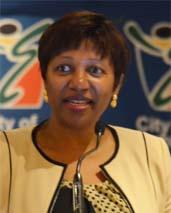 Ms. Nandi Mandela