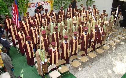 Haiti - Graduating Class