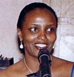 Susan Muhwezi
