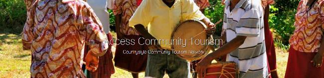 Community Tourism Banner