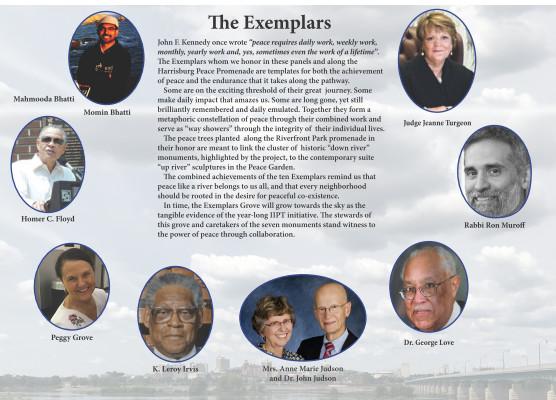 IIPT Exemplers