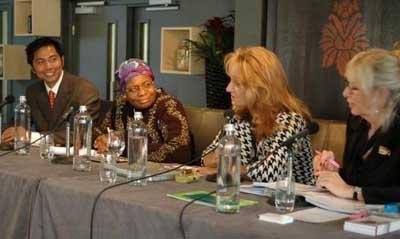 IIPT Media Panel Discussion