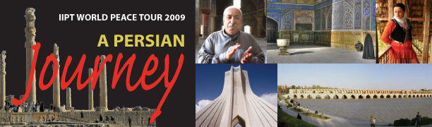 IIPT - IRAN Persian Journey 2009 Tours
