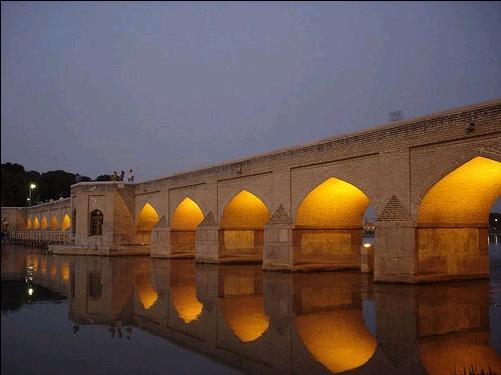 Iran Bridge