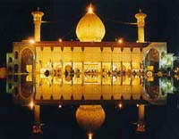 Iran Shirza Mosque
